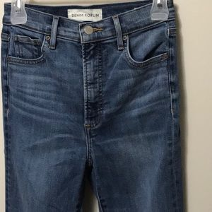Aritzia Denim Forum Lola High rise Skinny- Size 26
